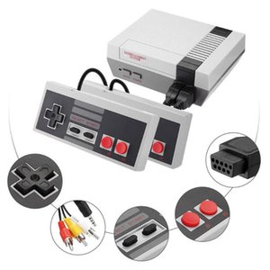 2021 NEWEST wholesale mini classic home TV video game consoles for NES620 500 FC dual handle 8-bit nostalgic with retail box