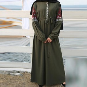 KALENMOS Plus Size Abaya Muslim Dress Turkey Islamic Clothing Hijab Caftan Kaftan Moroccan Ramadan Eid Tesettur Elbise Vestidos1