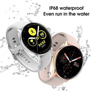 S30 Smart Watch Men Women 230mah Battery Touch Screen ECG IP68 Waterproof Heart Rate Blood Pressure Body Fitness tracker Sports bracelet