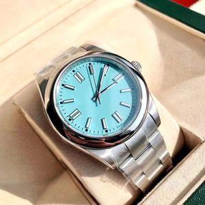Reloj para hombre Relojes mecánicos automáticos de alta calidad Acero inoxidable Estilos múltiples Reloj masculino con caja original