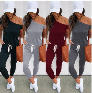 Women's Jumpsuits & Rompers 2021 Design Style Women Casual Clothing Sweatwear Sweet Nice Fashion Soft Good Fabric Cool XI0402
