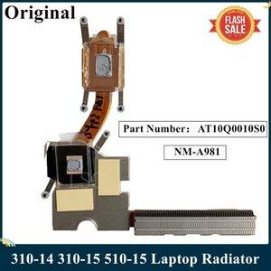 For Lenovo 310-14IKB 310-14ISK 310-15IKB 310-15ISK 510-15IKB 510-15ISK 310-15ABR Laptop Heatsink AT10Q0010S0 NM-A981 Cooling Pads