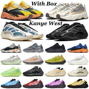 Con caja Stock x Kanye Yeezy 380 700 v3 Zapatos Yeezys 700 yezzy 700 Hombre Zapatillas Running Talla Grande 46 700 V3 Alvah Vanta 380 Lmnte Azael Azareth Zapatillas deportivas