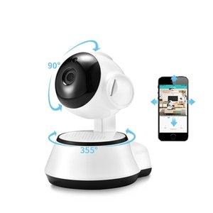 Smart Home Security Wifi IP Camera Surveillance 720P HD Night Vision Baby Monitor Wireless Mini IP Camera Surveillance CCTV 2 way audio