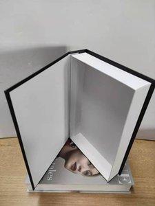 Fake Book Box Openable Luxury Decorative Book Fashion Modern Home Decor