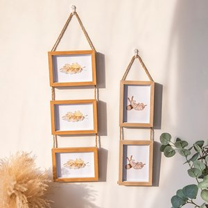 Wall Hanging Multi-Frame For Children's Photo Display,Wall Mounted Decorative