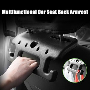 Other Vehicle Tools Armrest Headrest Safety Handlebar ABS Car Seat Holder Hook Auto High Quality Interior Accessories