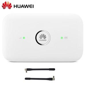 E5573 s-856 4G LTE Cat4 Mobile WIFI Router 150mbps spot pocket 1500mah battery +antennas PK E5577 E5377 210607