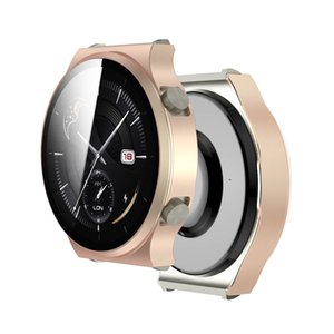 Screen Protective Watch Case For Huawei Watch gt2 pro Full Protector Ultra-Thin TPU Transparent Cover Shock-resistant