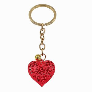 20pcs lot Wholesale Hollow Heart Keychains Fashion Charm Cute Purse Bag Pendant Car Keyring Chain Ornaments Gift Keychains T200804 655 T2