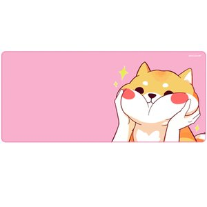 EXCO Cute Cat Gaming Mouse Pad 900*400 Large Mousepad XXL Gamer Computer Mouse Pad Mause Desk Pad PC Keyboard Laptop Mouse Mat Y0308