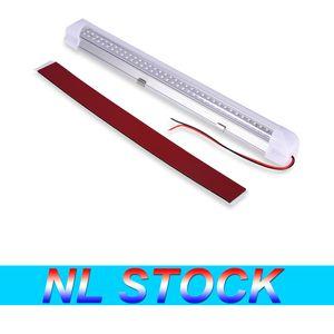 LED Tube 12V-80V Low Voltage Tubes Compartment Light 1Ft T8 Tubess Lights 6000K Lighting Stock in USA NL EUROPE