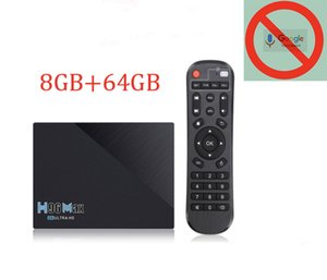 H96 Max 3566 8GB 128GB Android 11 TV Box 4K Rockchip RK3566 2.4G 5G Dual Wifi BT4.0 1000M Stream Media Player vs T95 Plus
