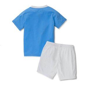 baby clothes soccer jersey STERLING DE BRUYNE KUN AGUERO 20 21 city home football shirt tops kids kit sets Thai