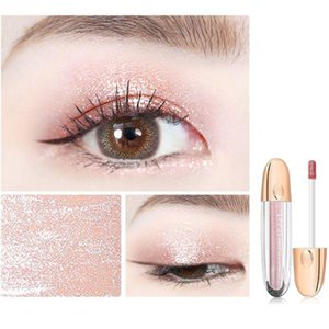 Professional Metallic Glitter Shimmer Bright Waterproof Liquid Eye Shadow Long Lasting Party Eyeliner Pen Mekeup Cosmetic Tools