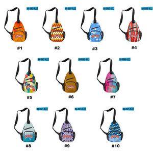 Backwoods Shoulders Cross Bag Backpack Cigar Durable Soft Handle Smell Proof Outdoor Shoulder Bags 10 Colors