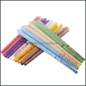 Supply & Beautyhigh Quality Aromatherapy Health Care Beauty Product Et Cone Ear Candle Aps Drop Delivery 2021 H1J0Y
