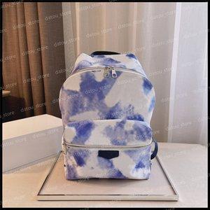 Herren Frauen Leder Rucksack Luxurys Designer Umhängetaschen Mode Große Gepäckfrauen Handtaschen Geldbörsen Schulreisen Rucksäcke