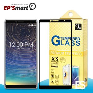 حماة الشاشة الزجاجية للنموذج Coolpad Legacy Canvas Foxxd Miro LG G8 V50 ستايلو 5 K40 Samsung S21 S20 A50 A505 AA20 A205 A10E 2.5D غطاء كامل