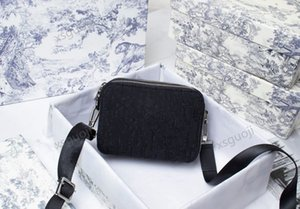 Luxury Design Flap Chain Shoulder Sneakers handbag Caviar High Quality Leather Clutch Retro Designer Wallet Flower Mini Bucket Ladies