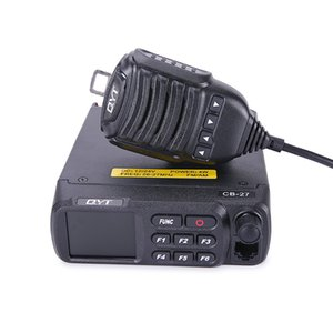 QYT KT-7900D 25W Quad-band Standby Mini Mobile Car Radio Walkie talkie Factory Outlet
