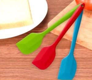 Silicone Scraper Butter Baking Kitchen Supplies Tool