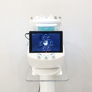 Hydro Facial Machine Hydrafacial Water Dermabrasion Microdermabrasion Machine Hydra Facial 초음파 처리 6 기능 SPA 장치