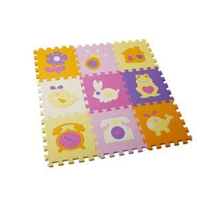 9 Pcs Baby EVA Foam Puzzle Play Mats Kids Rugs Toys Carpet Childrens Interlocking Exercise Floor Tiles Toddler Carpet B H0831