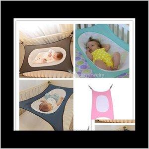 Berços bebê bebê, crianças maternidade entrega 2021 nascido fácil fazer portátil baby hammock conjunto de cama Bumper Convencio facilidade cama backre backre