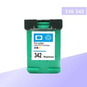 Чернильные картриджи картридж 336 342 замена для DeskJet 5440 PSC1510 Posmart 1500 C3100 C3180 D5420 6310 принтер