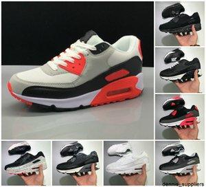 2021 جديد 90s الركض رخيصة 90 الرجال النساء أسود أبيض الأشعة تحت الحمراء recraft رويال دنهام المدربين في الهواء الطلق رياضة المصممين الكلاسيكية الأحذية