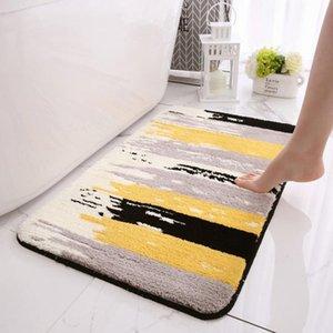 Carpets Thick Rectangular Floor Carpet Living Room Bedroom Area Rug Anti-slip Mat Bathroom Fashion Home