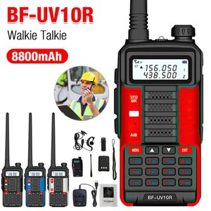 Walkie Talkie BaoFeng UV-10R Handheld Radio Transceiver Portable Mini High Powerful For Outdoor Forest