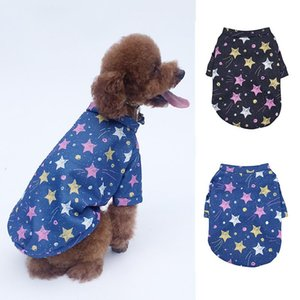 Dog Apparel Satrs Printed Cat Sweater Puppy Accessory Warm Comfortable Cute Classic Clothes Pullover Dogs Pets Clothing Durable