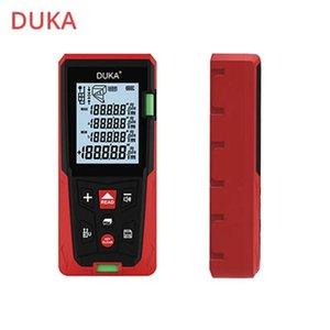 Smart Home Control DUKA LS3 Лазерный дальномер High Precision 60M 80M цифровой счетчик дистанционного расстояния Мини-зарядки Диапазон Finder Точное измерение