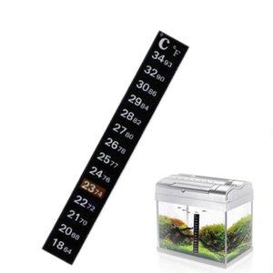 500pcs Brewcraft Strip Thermometer Carboy Fermenter Homebrew Beer Tank Temperature Sticker Adhesive Sticky Scale Aquarium Fish