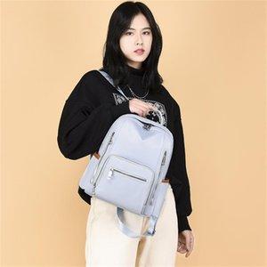 Waist Bags Women PU Leather Backpack Rucksack Brand Designer Shoulder Bag Large Capacity Outdoor Travel School Mochila Mujer