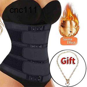 2021 Waist body shaper plus size wasit trainer womens belly control sweat belt cinta modeladora waste trainers{category}FU6P
