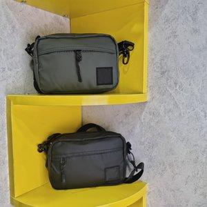 New messenger bag pu designer shoulder bags trendy chest bag fashion zipper bag unisex street