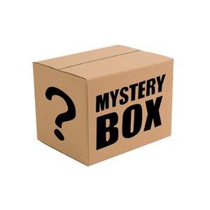 Подарочная упаковка Lucky Box Игрушка слепых ящиков Таинственные большие сюрпризные сумки Хэллоуин Рождественская вечеринка Представьте дополнительную жесткую армированную коробку
