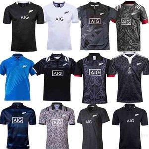Neue 2020 Zealand Super Rugby Jerseys 2019 Weltmeisterschaft Newsealand Rugby Hemden 100 Jahre Jubiläumswürdigkeit 18 19 20 21 Hemd