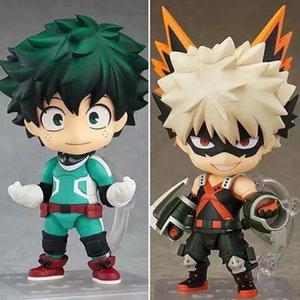 My Hero Academia Anime Action Figure Transformer Toys 705 Bakugo Katsuki 686 Midoriya Izuku Deku Movable Joints Figurine