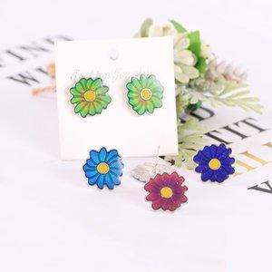 fahion mood earring Christmas flower butterfly lips earrings