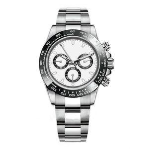 Men Automatic Watches 41mm Stainless Steel Luminous Waterproof Calendar Fashion Sports High Quality Mechanical Watch