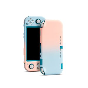 For Nintendo Case Shell Pink PC Hard Cover Back Grip Games Switch Lite Accessories