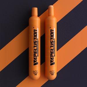 Vapelustion Hannya Nami 2000 puffs Disposable Vapes 10 flavor 1000 mAh Battery Pre-Filled Vape pen e-cigarette