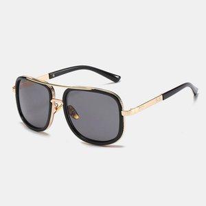Fashion Leisure Thick frame outdoor travel anti-uv sunglasses
