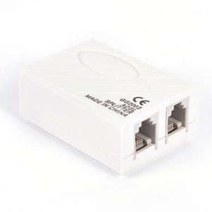 Telephone RJ11 Line ADSL Modem Broadband Phone Line Filter Splitter