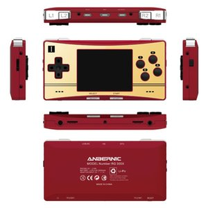 Portable Game Players RG 300X Handheld Console IPS Full View 3.0 Inch Mini 64G Rpg Act Avg