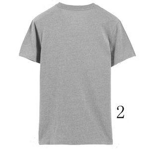 QAZEEETSD823 Waterproof Breathable leisure sports Size Short Sleeve T-Shirt Jesery Men Women Solid Moisture Wicking Thailand quality